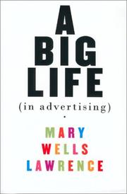 Cover of: A Big Life In Advertising