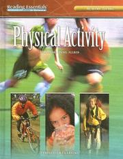 Cover of: Physical Activity