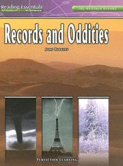 Cover of: Records And Oddities