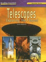 Cover of: Telescopes |