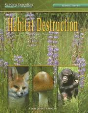 Cover of: Habitat Destruction