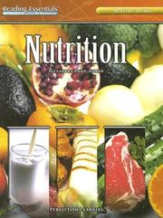 Cover of: Nutrition | Alexandra Powe Allred