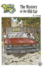 Cover of: Mystery of the Old Car (Hi/Lo Cover to Cover-Kooties Club)