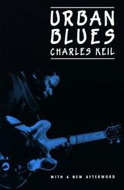 Cover of: Urban blues