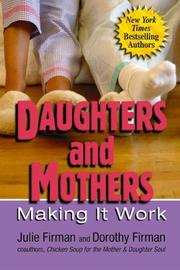 Cover of: Daughters & mothers |