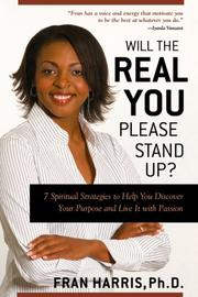 Cover of: Will the REAL You Please Stand Up?