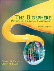 Cover of: The biosphere