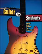Cover of: Guitar for Students | Nick Stoubis