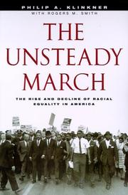 Cover of: The Unsteady March