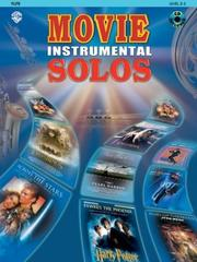 Cover of: Movie Instrumental Solos