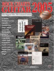 Cover of: Rock Charts Guitar 2005, Deluxe Annual Edition (Rock Charts)