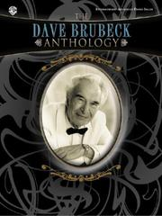 Cover of: The Dave Brubeck Anthology