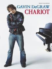Cover of: Chariot | Gavin Degraw