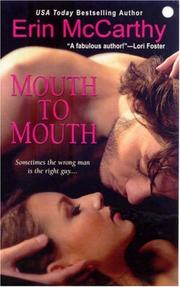 Cover of: Mouth to Mouth | Erin McCarthy