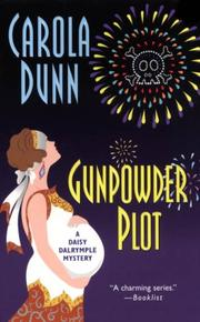 Cover of: Gunpowder Plot (Daisy Dalrymple #15)