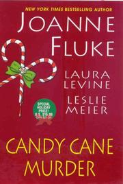 Cover of: Candy Cane Murder (Hannah Swensen Mystery)