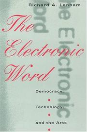 Cover of: The electronic word
