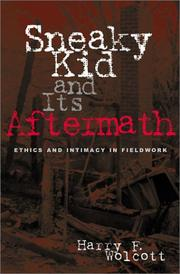 Cover of: Sneaky Kid and Its Aftermath