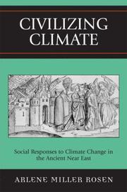 Cover of: Civilizing Climate
