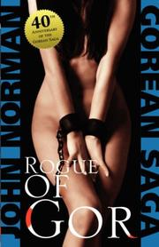 Cover of: Rogue of Gor