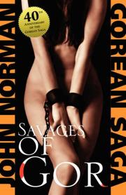 Cover of: Savages of Gor