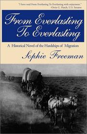 Cover of: From everlasting to everlasting