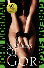 Cover of: Nomads of Gor