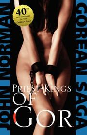 Cover of: Priest Kings of Gor