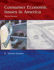 Cover of: Consumer Economics Issues in America, 9e