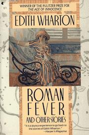 Cover of: Roman fever, and other stories