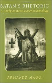 Cover of: Satan's Rhetoric