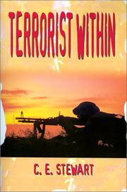 Cover of: Terrorist Within | C.  E. Stewart