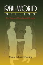 Cover of: Real-World Selling | Maura Schreier-Fleming