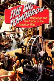 Cover of: The big tomorrow