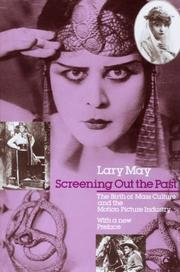 Cover of: Screening out the past