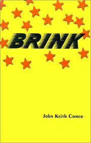 Cover of: Brink | John Keith Comer