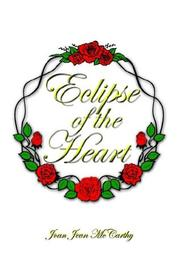 Cover of: Eclipse of the Heart | Joan Jean McCarthy