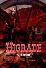 Cover of: Higrade | Glen Barrick
