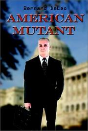 Cover of: American Mutant