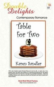 Cover of: Table for Two / Just My Imagination - Dd#19