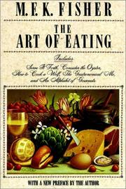 Cover of: The art of eating