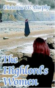 Cover of: The Highlord's Women (Highlord of Darkness)