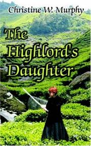 Cover of: The Highlord's Daughter (Highlord of Darkness)