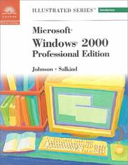 Cover of: Microsoft Windows 2000 - Illustrated Introductory
