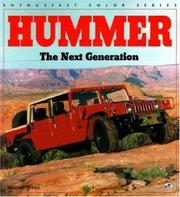 Cover of: Hummer: the next generation