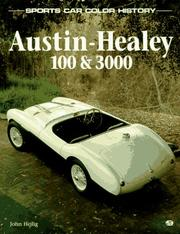 Cover of: Austin-Healey 100 & 3000