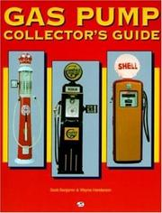 Cover of: Gas pump collector