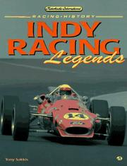 Cover of: Indy racing legends