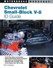 Cover of: Chevrolet small-block V-8 ID guide