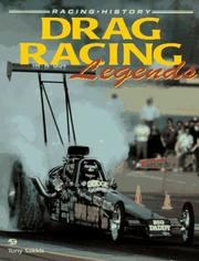 Cover of: Drag racing legends